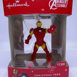 Hallmark Ornament - Iron Man - New In Box